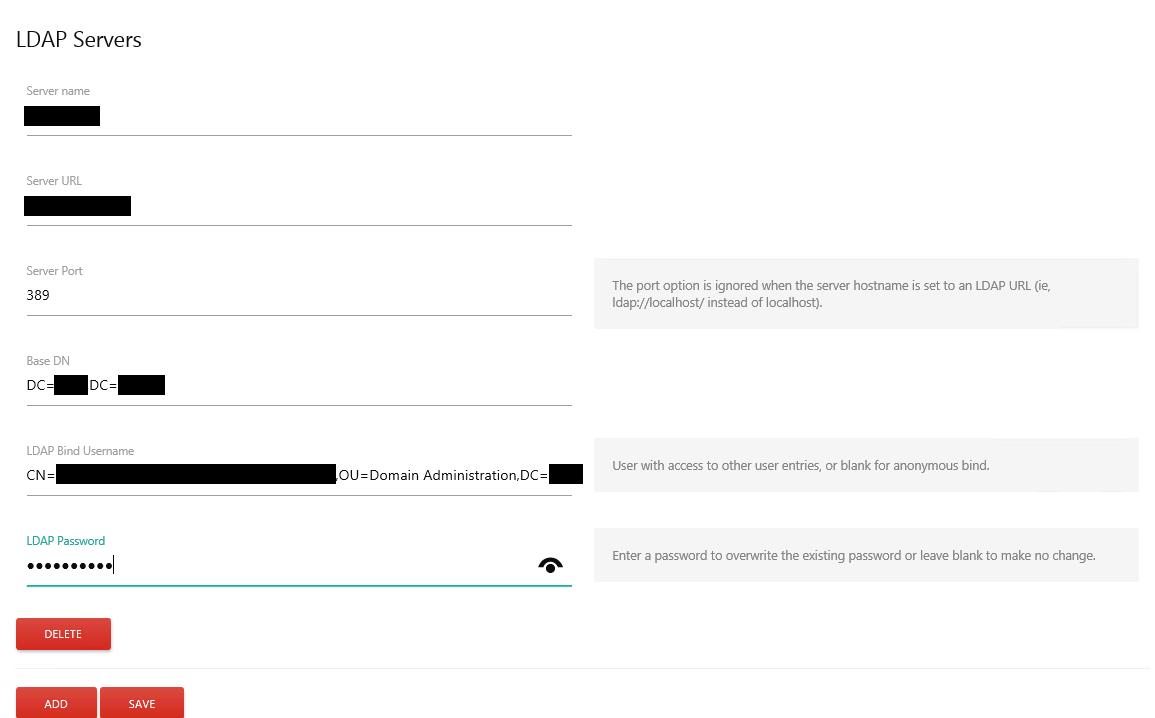 LDAP Login 0 Users are a member of this group - Plugins & Platform