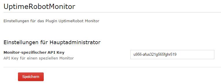 UptimeRobotMonitor